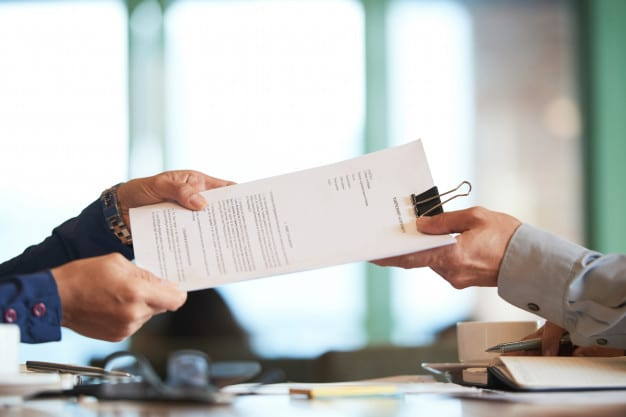 Documents for tenant lawyer